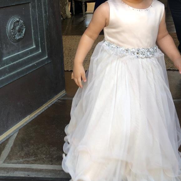 Dillards Dresses Flower Girl Dress Poshmark